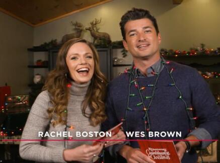 Rachel Boston Boyfriend