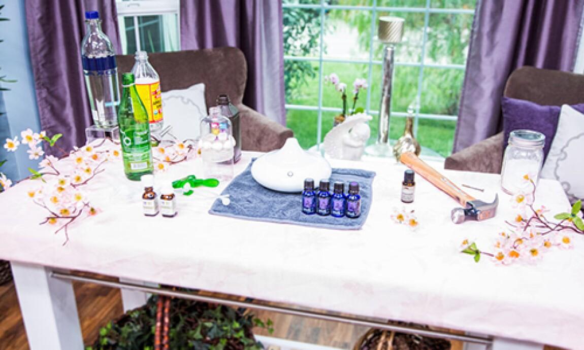 Sophie Uliano's DIY Air Fresheners