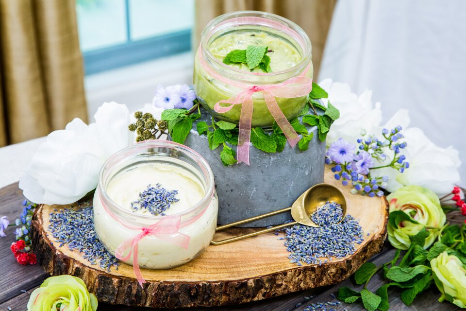 DIY Whipped Body Butters