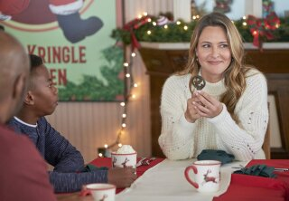 On Location - Christmas in Evergreen: Letters to Santa