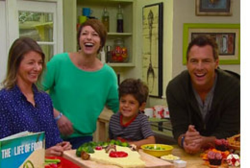 Today on Home & Family: Shirley Bovshow