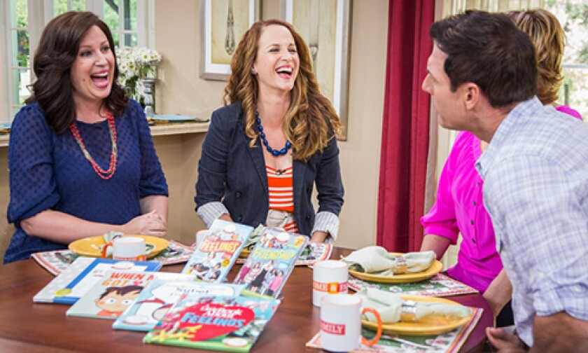 Today on Home & Family Monday, June 3rd 2013