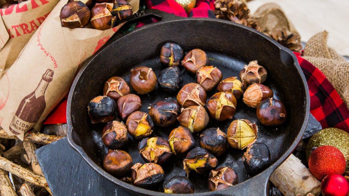 Shirley Bovshow – Christmas Chestnuts
