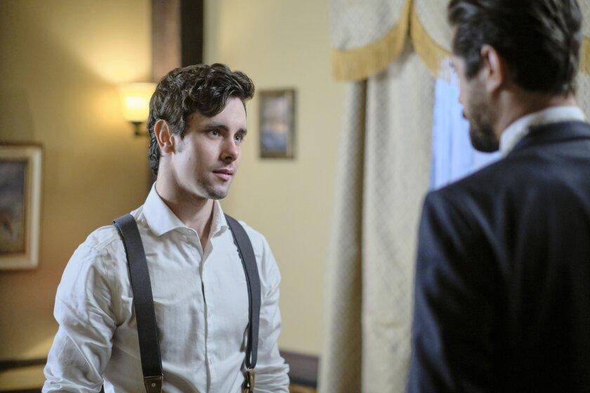 Lucas Confronts Christopher - When Calls the Heart Season 8 Episode 7