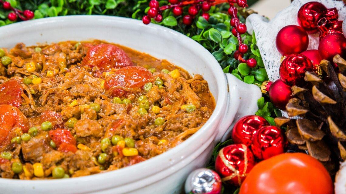 Virginia Brock's Georgia-Style Brunswick Stew