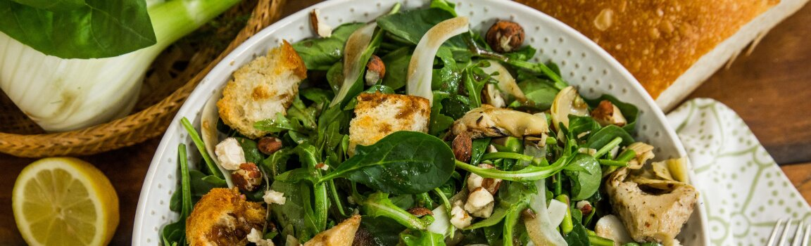 Healthy Salad Recipes Perfect for Lunch or Dinner
