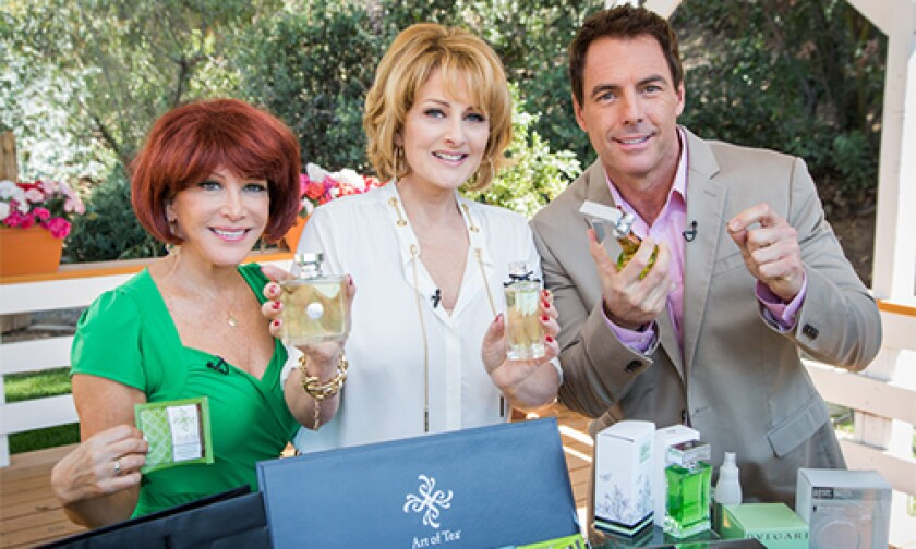 Today on Home & Family Friday, March 14th, 2014