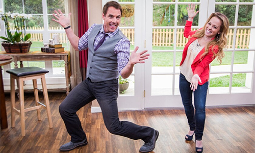Today on Home & Family Wednesday, January 8th, 2014