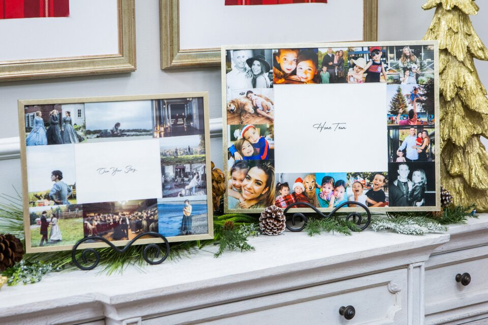 DIY Family Motto Collage