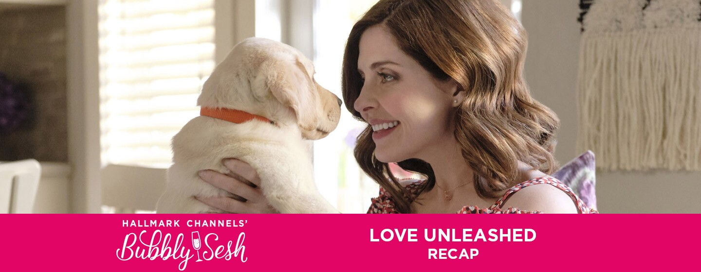 Love Unleashed | Hallmark Channel's Bubbly Sesh