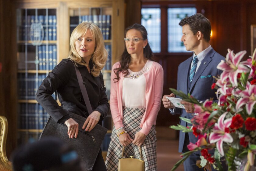 Signed, Sealed, Delivered - Episode 1