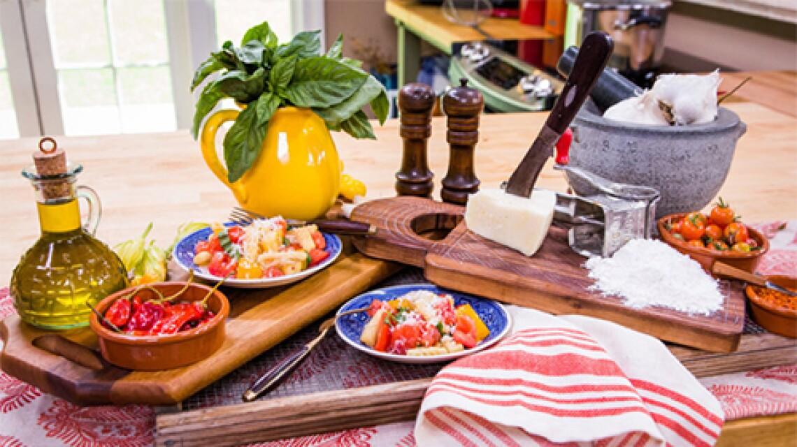 Chef Evan Funke Cooks Cavatelli Alla Carrettiera