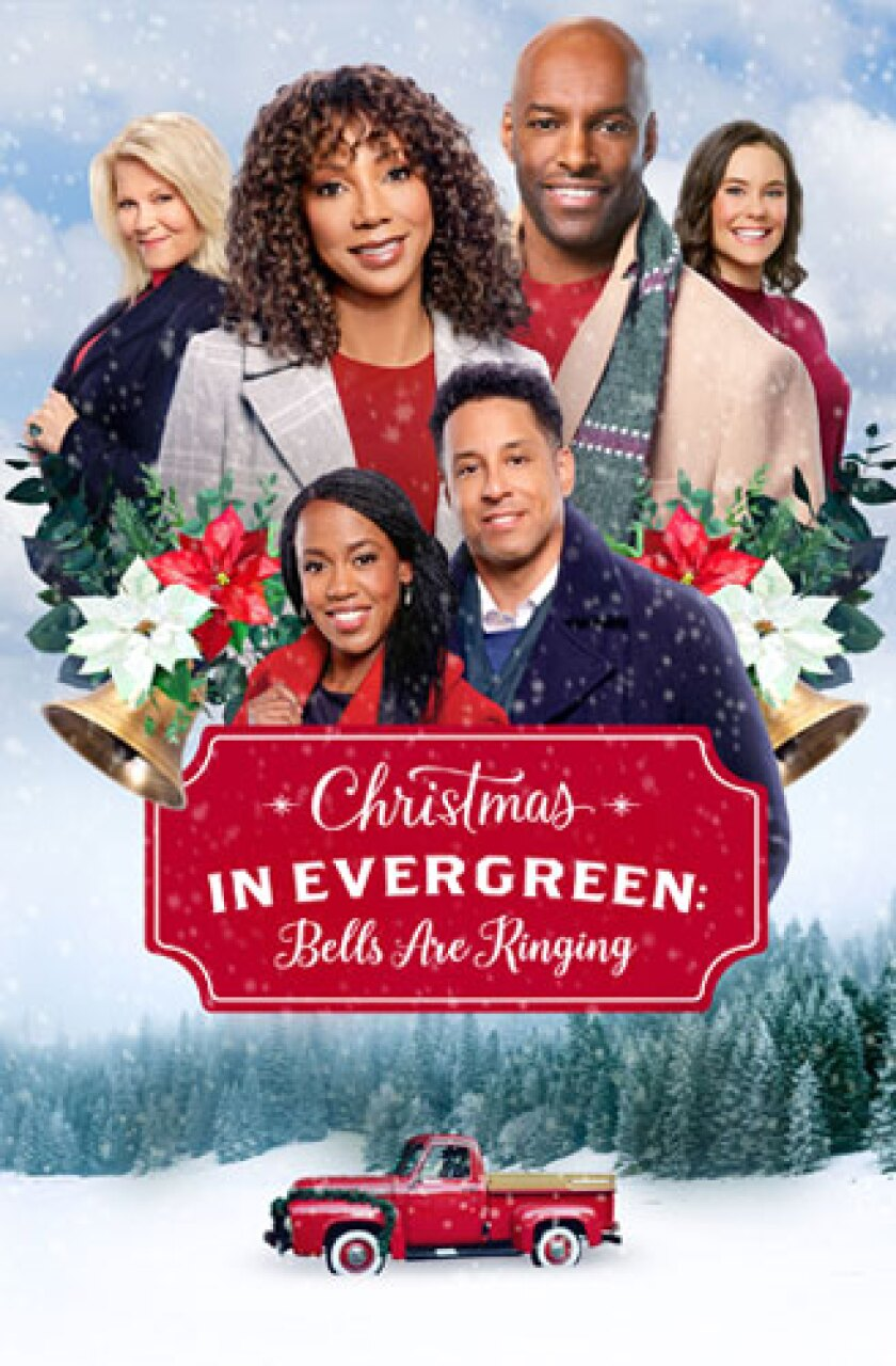 Christmas Marathon Movies - Christmas in Evergreen: Bells Are Ringing