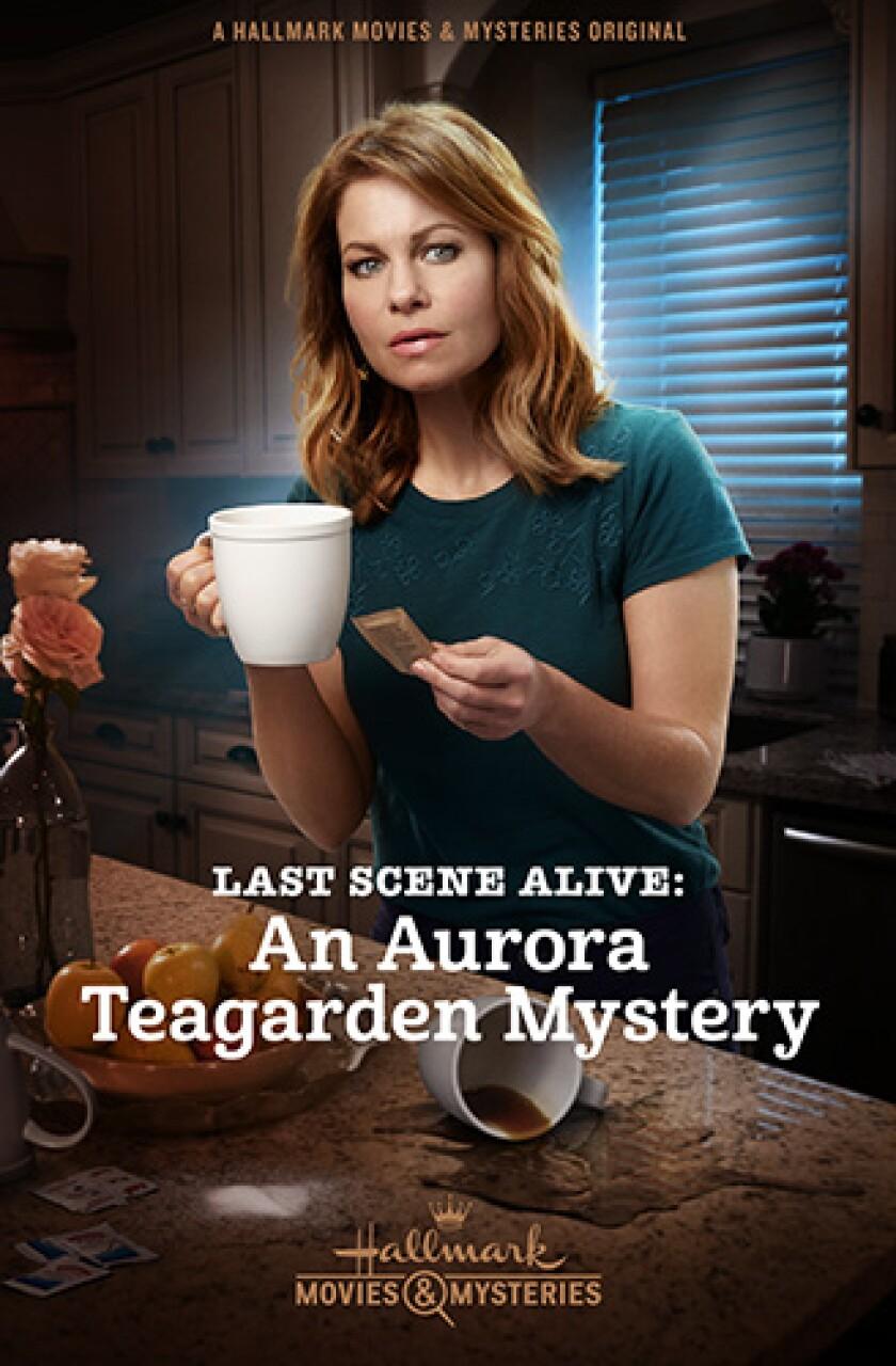 Best of 2018 - Aurora Teagarden Mysteries: Last Scene Alive