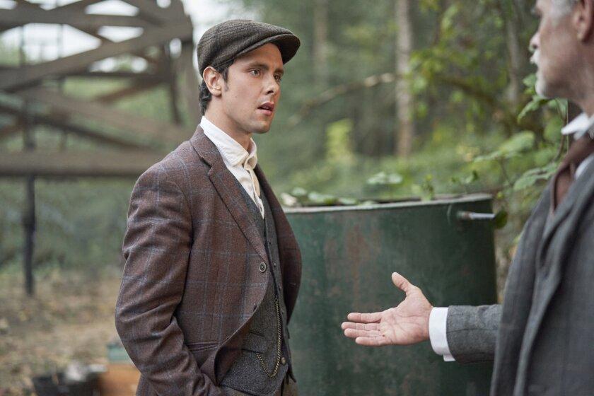 Christopher & Henry - When Calls the Heart -  No Regrets - Season 8 Episode 6