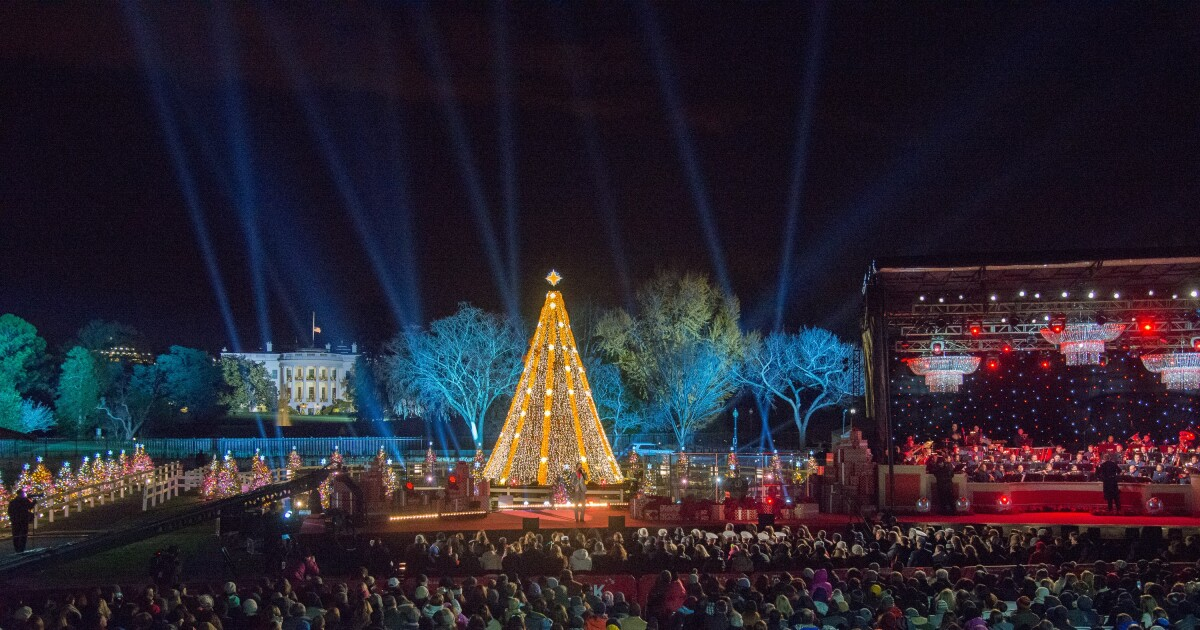About the National Christmas Tree Lighting   National ...