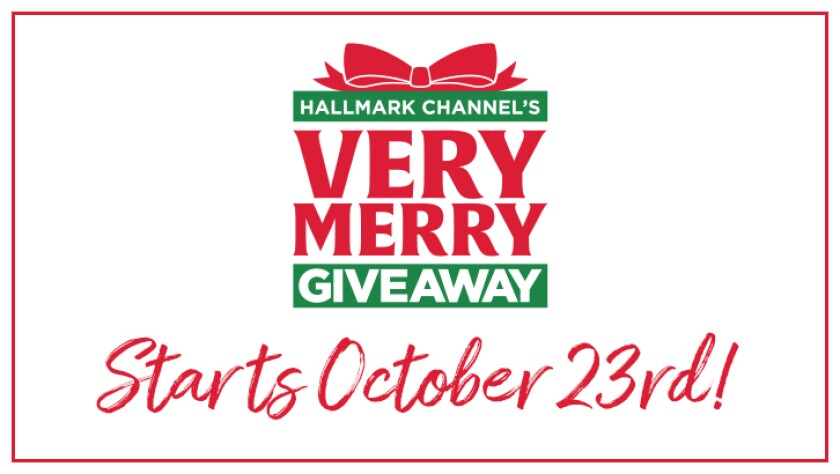Very Merry Giveaway