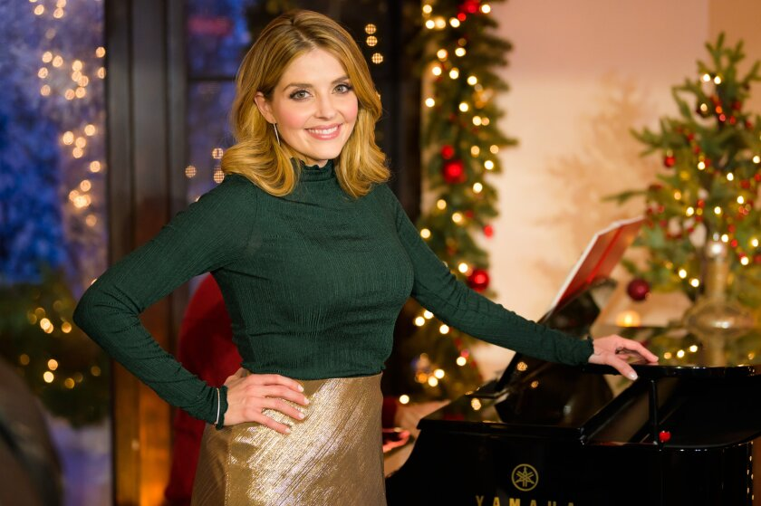 Photos from Hallmark Channel's Christmas Concert - 5