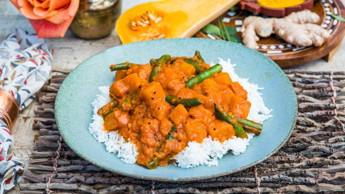 Meherwan Irani - Butternut Squash Curry