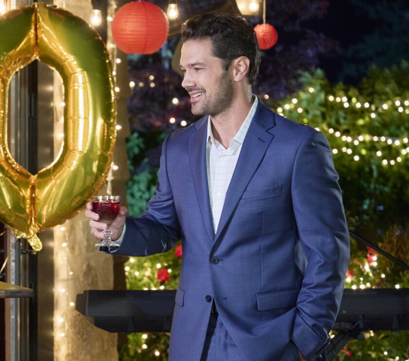 Ryan Paevey in A Little Daytime Drama