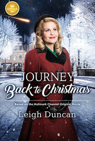 Journey Back to Christmas Book Cover Hallmark Publishing