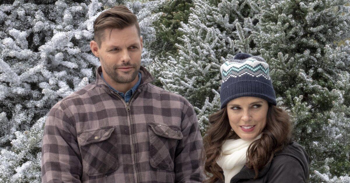 Justin Bruening as Nash on Last Vermont Christmas