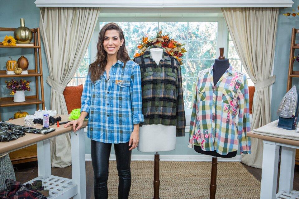 DIY Flannel Shirts