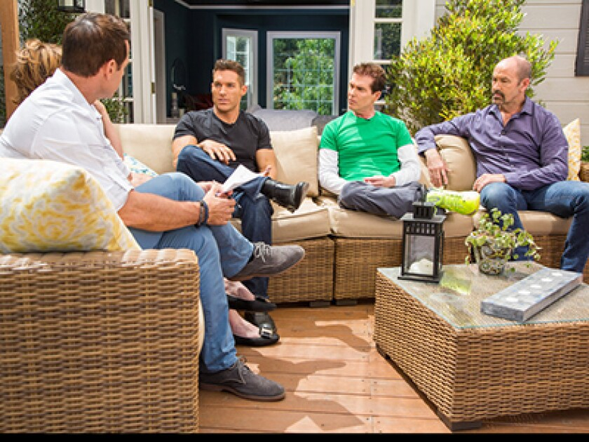 Today on Home & Family Monday, June 10th, 2013