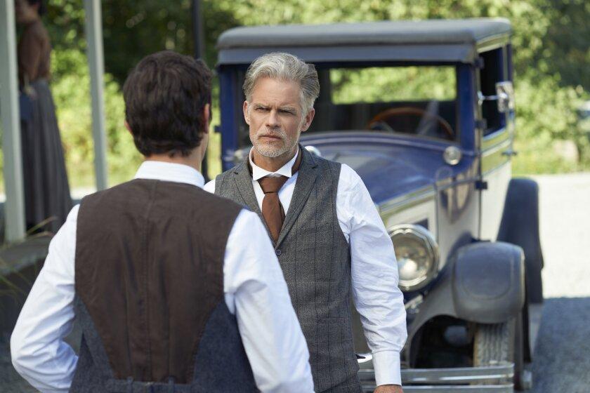 Henry & Christopher - When Calls the Heart - No Regrets - Season 8 Episode 6