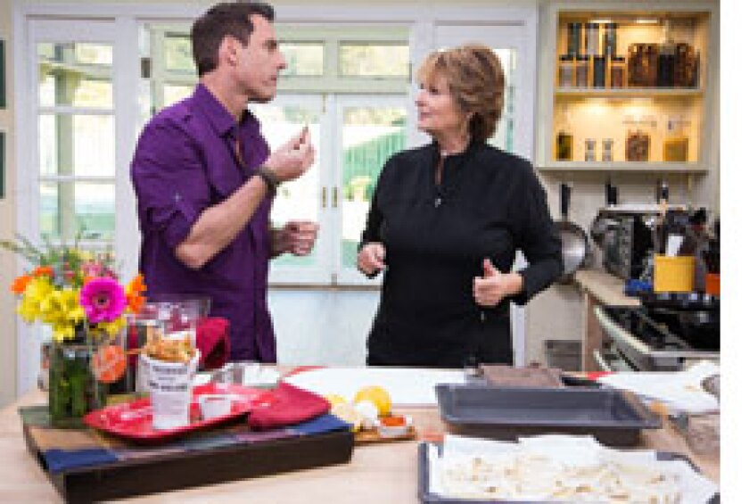 Today on Home & Family: Louise DuArt