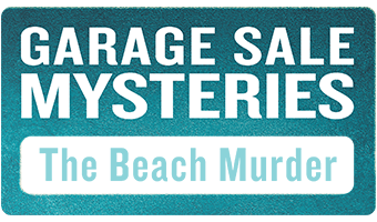 Garage Sale Mysteries: The Beach Murder