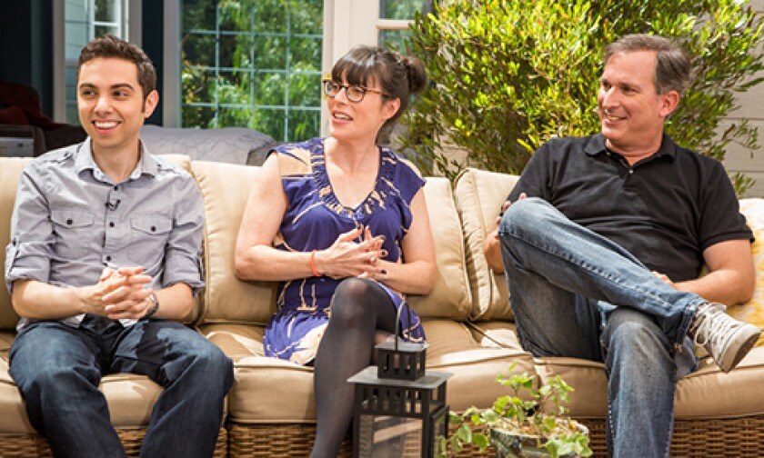 Today on Home & Family Tuesday, June 11th, 2013
