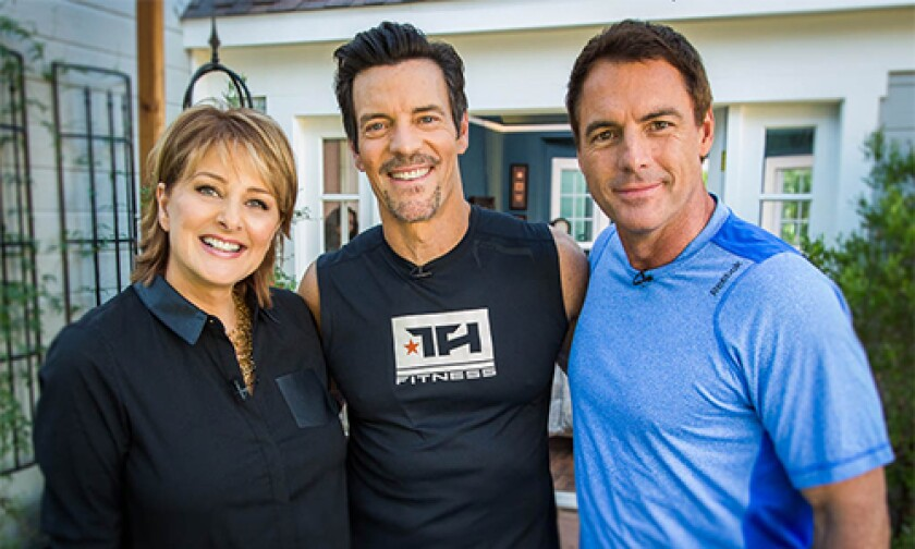 Today on Home & Family Friday, November 8th, 2013