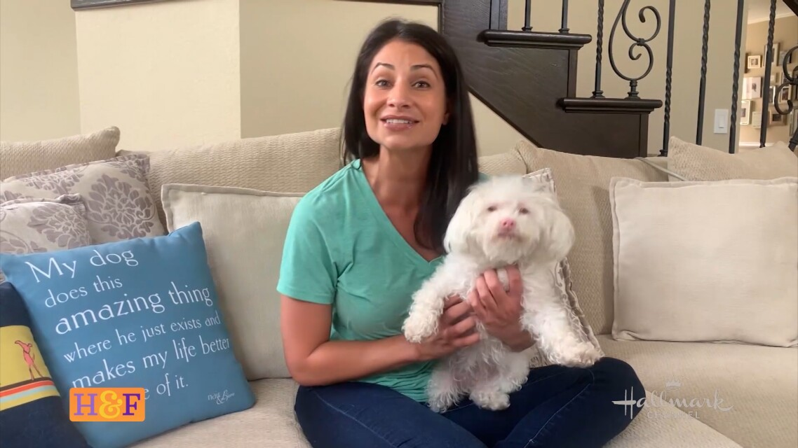 At Home With Our Family - Larissa's Pet Anxiety Busters
