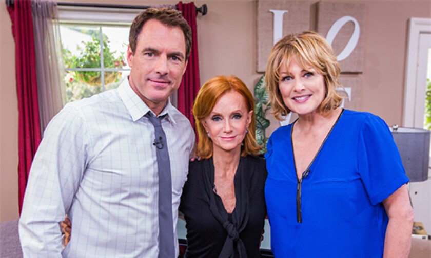 Today on Home & Family Friday, May 9th, 2014