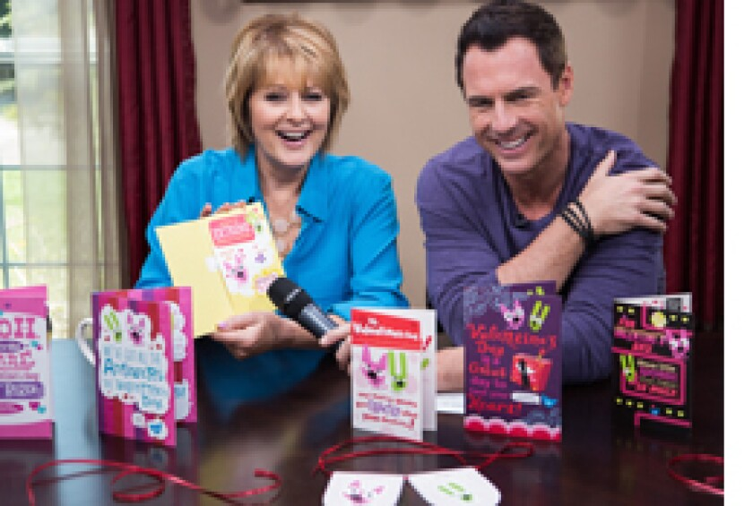 Today on Home & Family: Wendi McLendon Covey