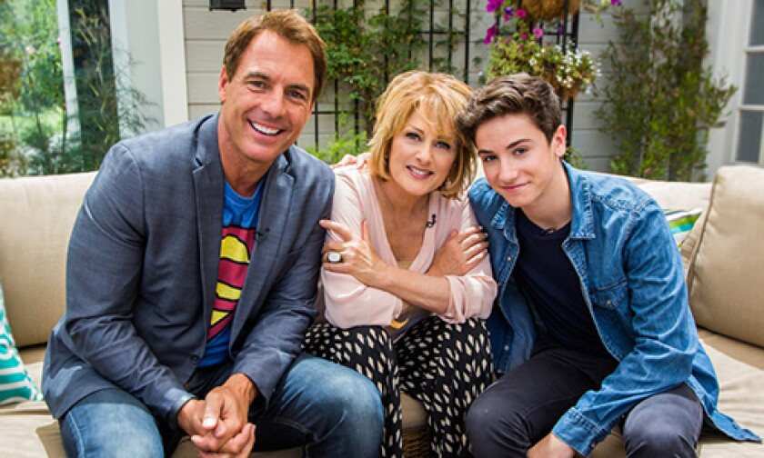 Today on Home & Family Wednesday, June 25th, 2014