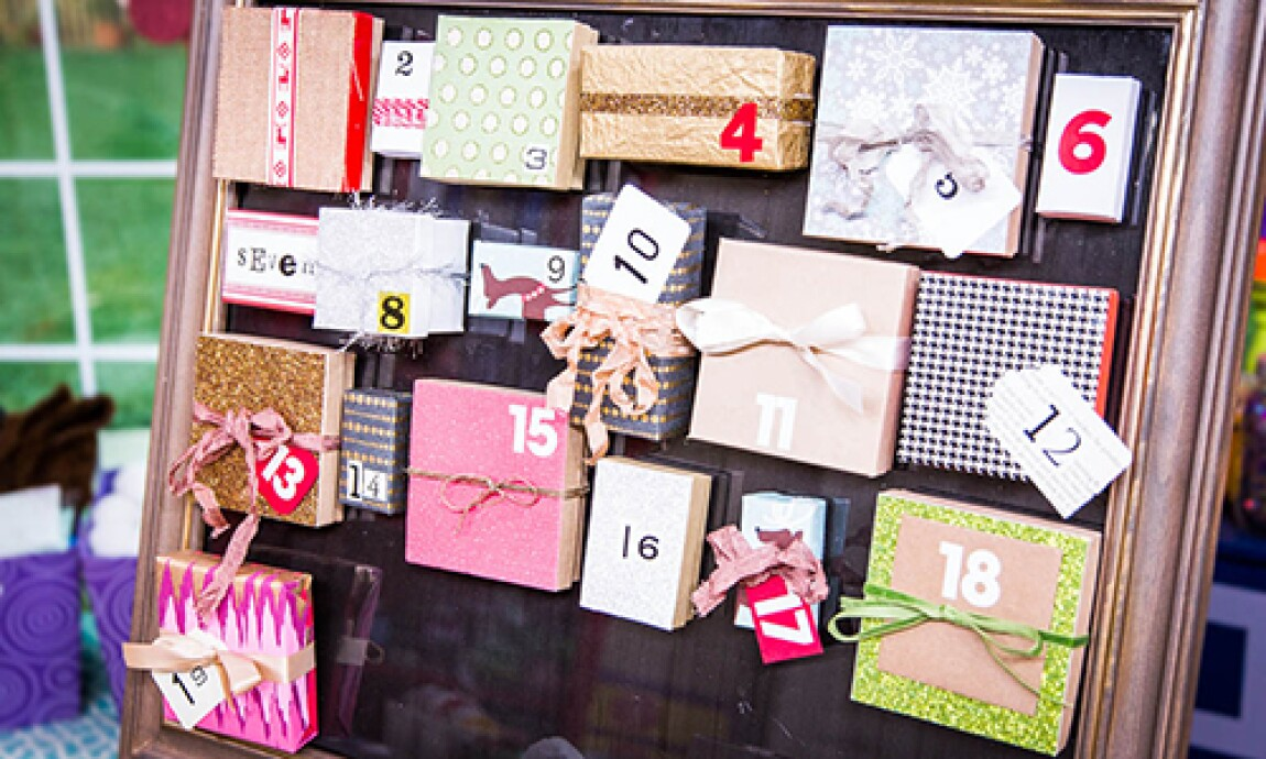 Jessie Jane's DIY Advent Calendar