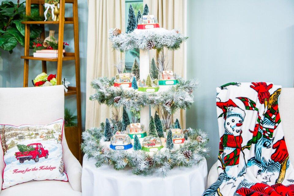 "Paper Wonder ""Christmas In Evergreen"" DIY - Ken"