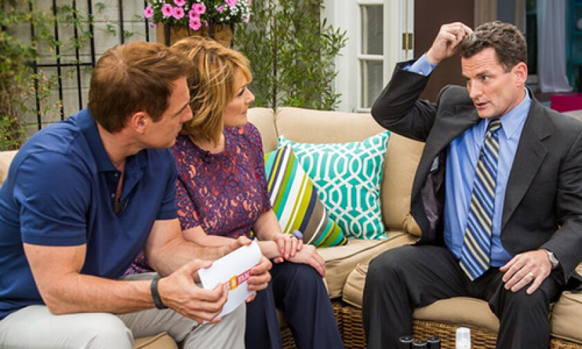 Today on Home & Family Friday, April 11th, 2014