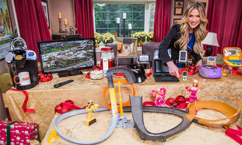 Today on Home & Family Monday, November 25th, 2013
