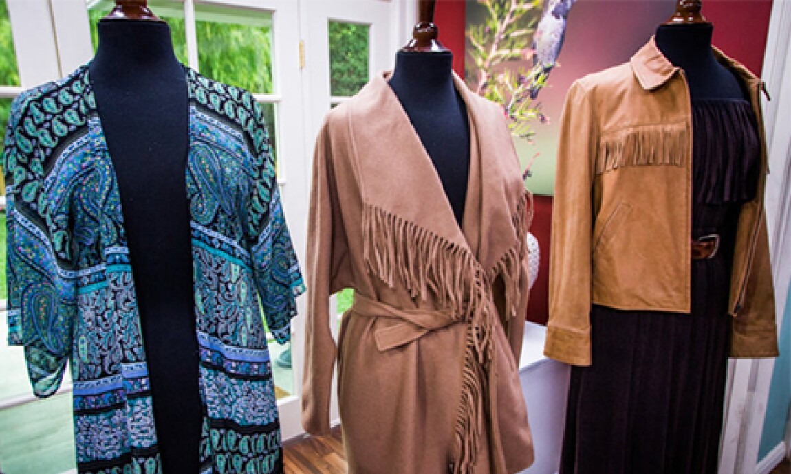 How to Wear Fringe this Fall with Kym Douglas