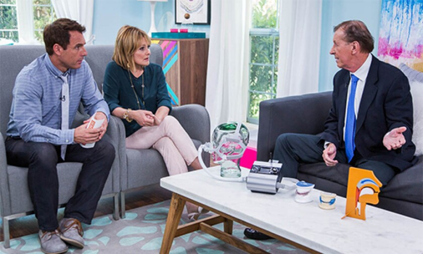 Today on Home & Family Friday, April 25th, 2014