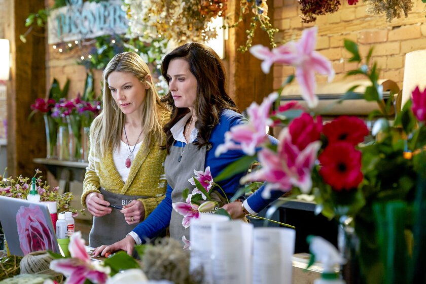 Photos from Flower Shop Mysteries: Snipped in the Bud - 8