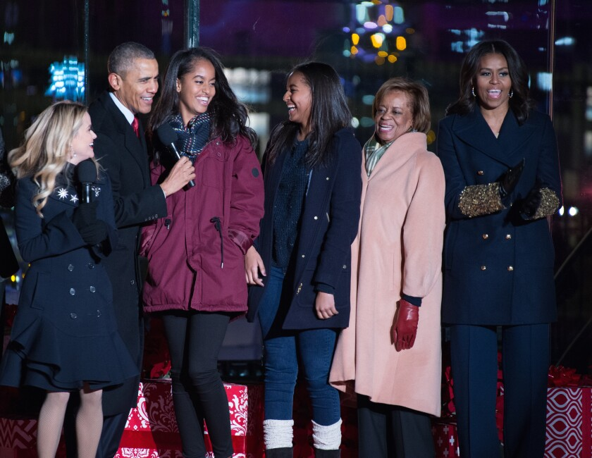 Photos from The National Christmas Tree Lighting - 12