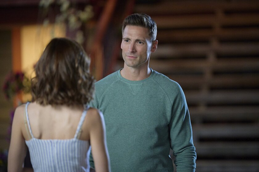 Andrew Walker in The 27-Hour Day