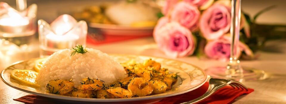 Romantic Dinner and Dessert Recipes