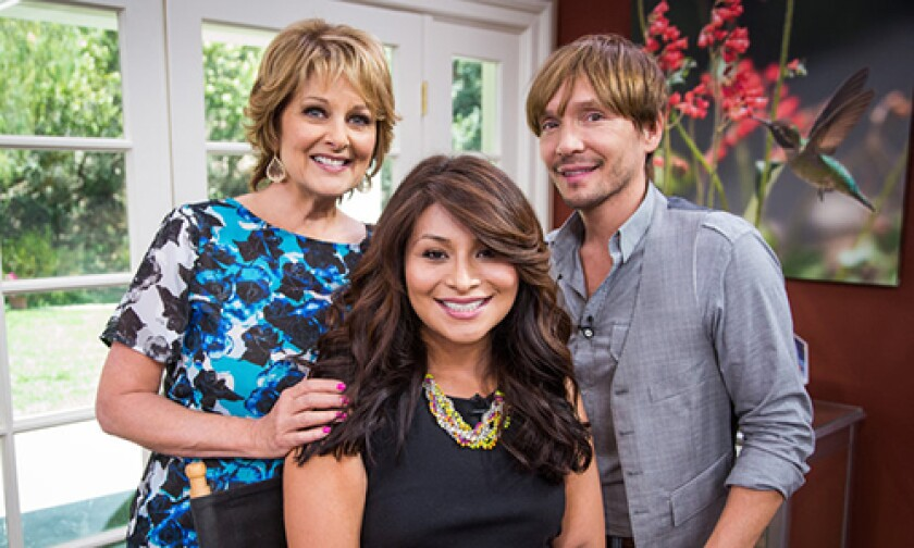 Today on Home & Family Tuesday, September 10th, 2013