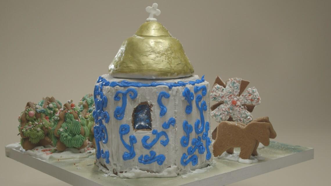 Anna's Enchanted Greek Christmas