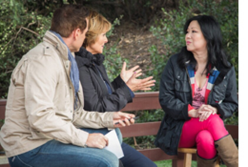 Today on Home & Family: Margaret Cho